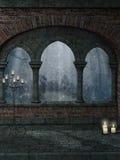 Fantasy landscape Royalty Free Stock Photography