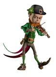 Fantasy leprechaun 1 Royalty Free Stock Photo