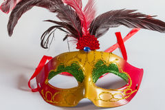 Fantasy mask Stock Photo