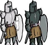 Fantasy Medieval Knight Stock Image