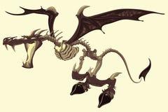 Fantasy monster. stock illustration