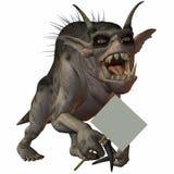 Fantasy Monster Stock Photo