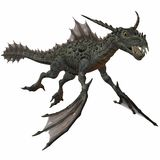 Fantasy Monster Stock Images