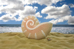 Fantasy Ocean Background stock image