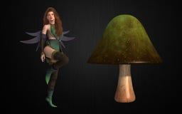 Fantasy pixie bundle Royalty Free Stock Photos