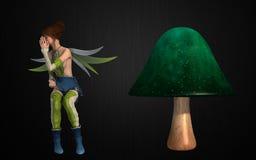 Fantasy pixie bundle Stock Image