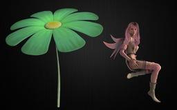 Fantasy pixie bundle Stock Photography