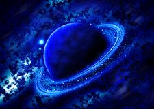 Fantasy planet Stock Images