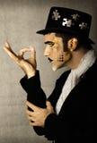 Fantasy Portrait Stock Images