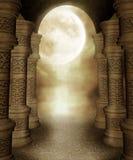 Fantasy ruins 2 Royalty Free Stock Photography