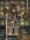 Fantasy scene Stock Photo