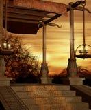 Fantasy scenery 27 Royalty Free Stock Photography