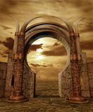 Fantasy scenery 50 Royalty Free Stock Images