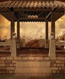 Fantasy scenery 76 Royalty Free Stock Photos