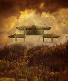 Fantasy scenery 77 Stock Photo
