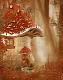Fantasy scenery 82 Stock Image
