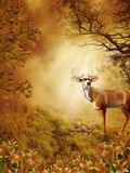 Fantasy scenery 87. Fantasy background for personal or commercial use royalty free illustration
