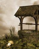 Fantasy scenery Royalty Free Stock Photo