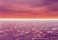 Fantasy sea Stock Images