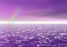 Fantasy sea Stock Photography