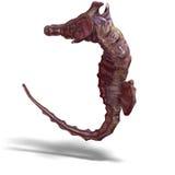 Fantasy seahorse Royalty Free Stock Image