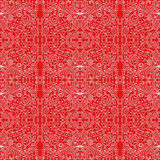 Fantasy seamless pattern. Royalty Free Stock Photo