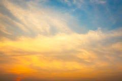 Fantasy sky Royalty Free Stock Image