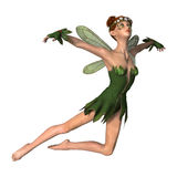 Fantasy Spring Fairy Stock Images