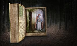 Free Fantasy Surreal Medieval Wizard, Book Stock Photo - 167377490