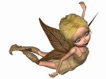 Fantasy Toon Figure Stock Images