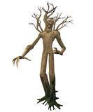 Fantasy tree creature 2 Royalty Free Stock Photos