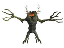 Fantasy tree ent Royalty Free Stock Images