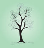 Fantasy tree Royalty Free Stock Images