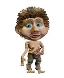 Fantasy troll 1 Stock Images