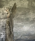 Fantasy woman angel. Fantasy artistic background representing a woman angel Royalty Free Stock Photos