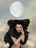 Fantasy woman royalty free illustration