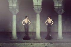 Fantasy women Royalty Free Stock Photography