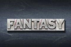 Fantasy word den Stock Photo