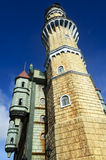 Fantasy World Castle Royalty Free Stock Photography
