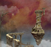 Fantasy world Royalty Free Stock Photography