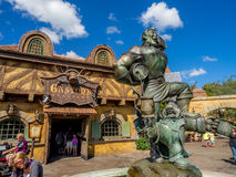 Fantasyland, Disney World Stock Photos