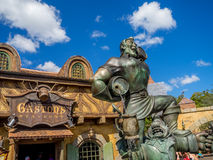 Fantasyland, Disney World Royalty Free Stock Photos