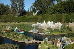 Fantasyland Disneyland Στοκ φωτογραφία με δικαίωμα ελεύθερης χρήσης
