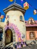 Fantasyland, monde de Disney Image stock