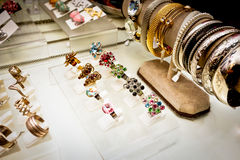 Fantazi biżuteria Zdjęcia Stock