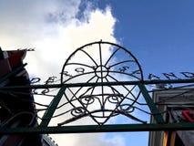 Fantazi brama obrazy royalty free