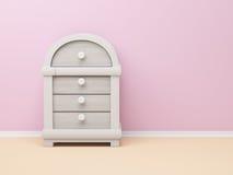 Fantazi dresser Zdjęcie Royalty Free