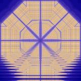 Fantazi fractal royalty ilustracja