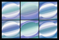 Fantazi fractal ilustracja wektor