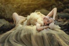 Fantazi kobieta Obraz Royalty Free